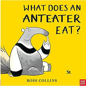 What Does An Anteater Eat? by Ross Collins - 9781788005357 Book