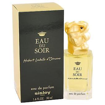 Eau du soir eau de parfum spray by sisley 412642 50 ml