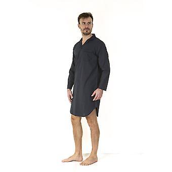 هيغمان الرجال هدية محاصر 100٪ القطن ملابس النوم قميص - النقاط - صغيرة