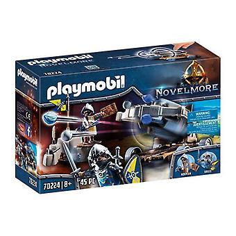 Playset Novelmore بلاي موبيل 70224 (45 جهاز كمبيوتر شخصى)