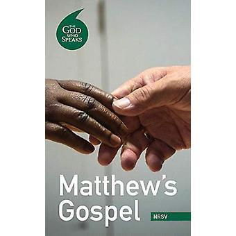 NRSV Matthew's Gospel - 2019 by Bishop Peter M. Brignall - 97805640521