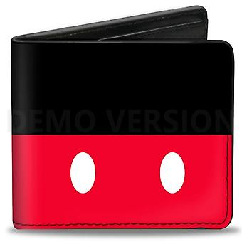 Disney Mickey Mouse Costume Wallet