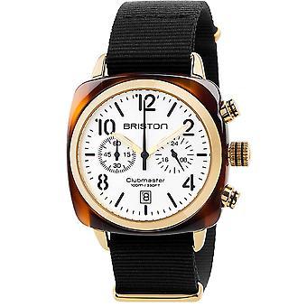 Briston Clubmaster Sport Quartz Mens Watch 17140.PYA.T.2.NB