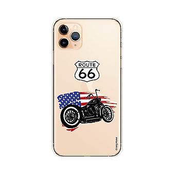 Funda para iPhone 11 Pro Max Soft Moto Harley