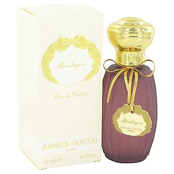 Mandragore eau de toilette spray by annick goutal 449358 100 ml