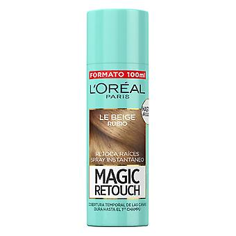 Touch-up Hairspray for Roots MAGIC RETOUCH 4 L'Oreal Make Up (100 ml) Beige