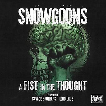 Snowgoons - Fist in the Thought [CD] USA import
