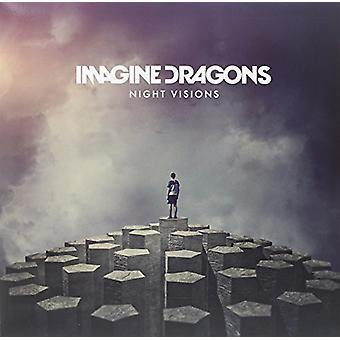 Föreställa sig drakar - nattsyn [Vinyl] USA import