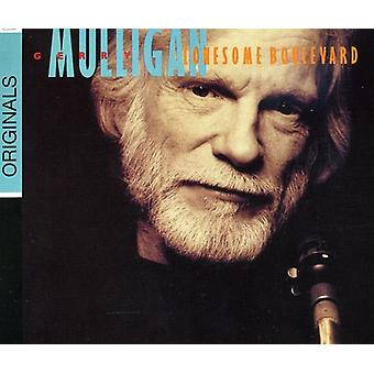 Gerry Mulligan - Lonesome Boulevard [CD] USA importieren