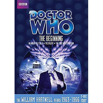Doctor Who - Beginning Collection [DVD] USA import