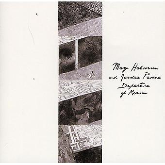 Mary Halvorson & Jessica Pavone - Departure of Reason [CD] USA import