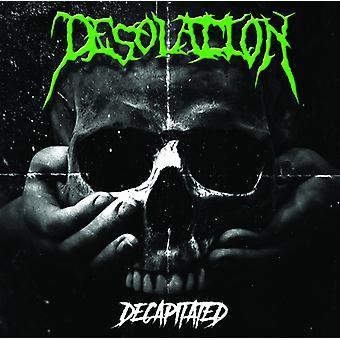 Desolation - Decapitated [CD] USA import