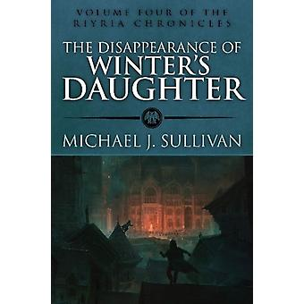 The Disappearance of Winters Daughter by Sullivan & Michael J