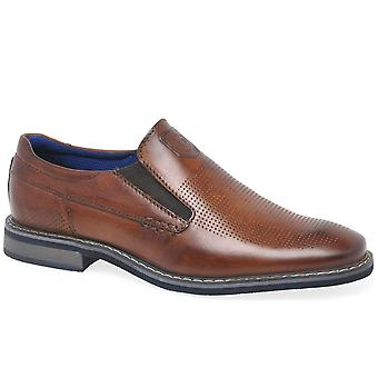 Bugatti Ibbitson Mens Wide Fit Slip On Shoes