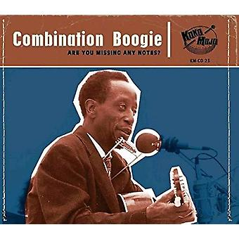 Combination Boogie [CD] USA import
