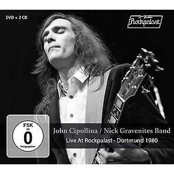 Cipollina, John / Gravenite, Nick - Live at Rockpalast: Dortmund 1980 [CD] USA import