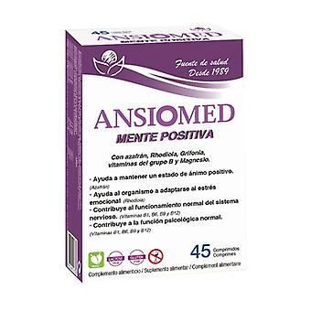 Ansiomed Positive Mind 45 tablettia