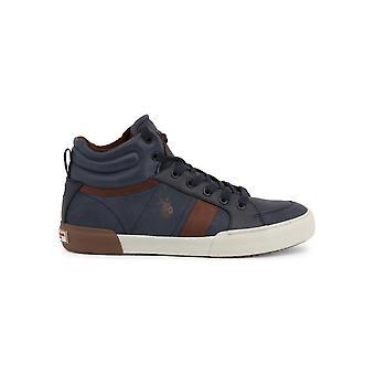 U.S. Polo Assn. - Schoenen - Sneakers - ARMAN7099W9_CY1_NAVY - Mannen - marine,sienna - EU 41