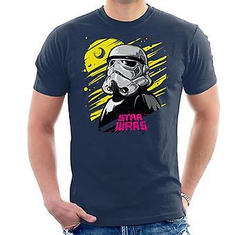 Star Wars Bold Imperial Stormtrooper Men's T-Shirt