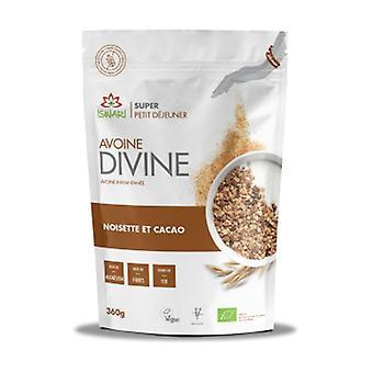 Divine Kaura Hasselpähkinät & Kaakao 360 g (Hasselpähkinä - Kaakao)