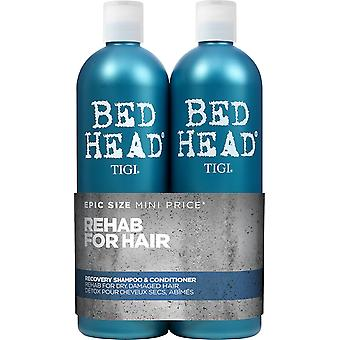 Tigi Duo Pack Bed Head Urban modgift Recovery 750ml Shampoo + 750ml Conditioner