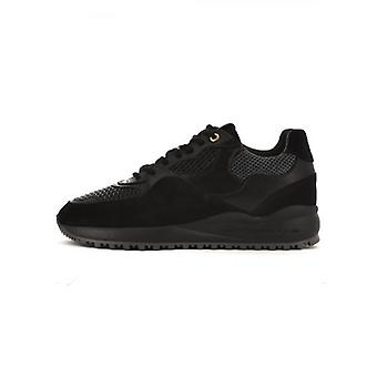 Android Homme Black & Grey Santa Monica Sneakers