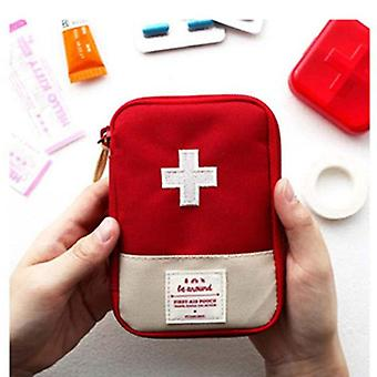 Portable Useful Mini First Aid Medical Kit For Travel Outdoor Camping -