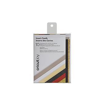 Cricut Insert Cards Glitz & Glam Sampler