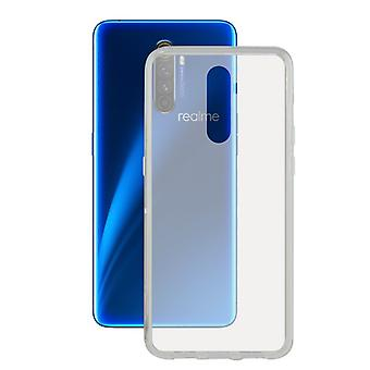 Pokrywa mobilna Realme X2 Pro KSIX Flex TPU