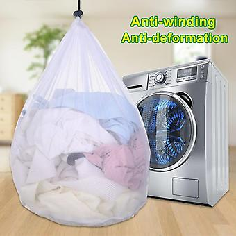 Mesh Laundry Wash Bags Basket Foldable Delicates Lingerie Bra Socks Underwear Washing Machine Clothes Protection Net