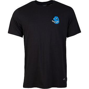Paul Smith Gesicht Logo regelmäßige Fit Rundhals T-Shirt