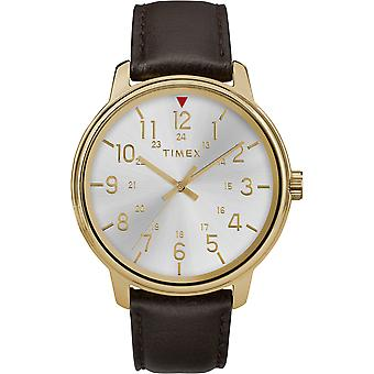 TW2R85600, Classics Timex Style Mens Watch / Argent