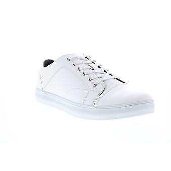 Unlisted by Kenneth Cole Drive Sneaker Mens White Lifestyle Sneakers Shoes