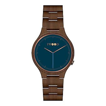 Iwood Real Wood Homme's Watch IW18441004