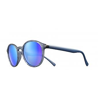 Sunglasses Unisex Cat.3 matt grey/blue (JSL11292537)