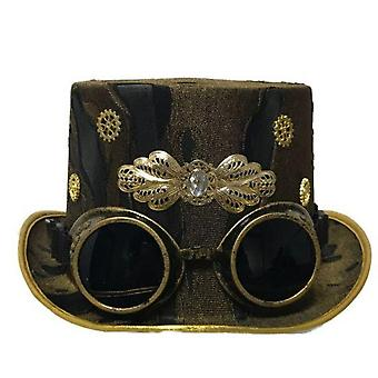Nemesis nu - whitby wanderer's hat - steampunk mode