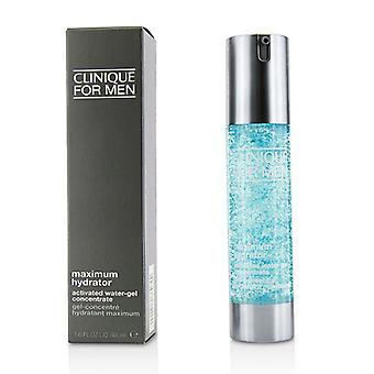 Clinique Maximum Hydrator Activated Water-Gel Concentrate 48ml/1.6oz