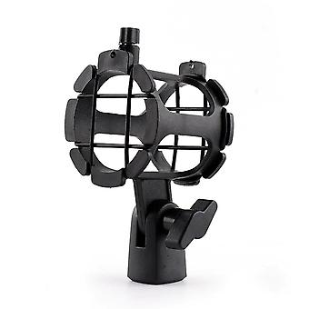 Wireless Universal Microphone- Suspension Shock Mount Pencil Clamp Condenser Holder Clip Suitable For Mic Diameter 45mm