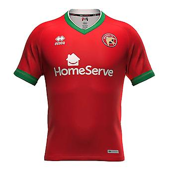2020-2021 Walsall Errea Home Football Shirt