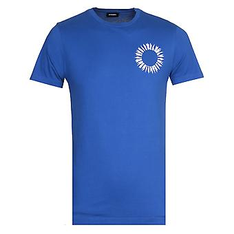 Diesel T-Diego A12 Blue T-Shirt