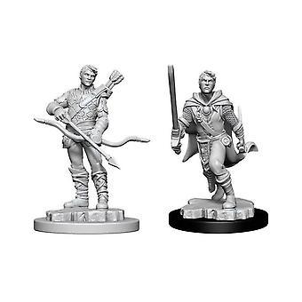 Donjons & Dragons Nolzur's Marvelous Unpainted Miniatures (W11) Ranger humain mâle