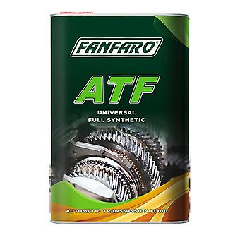 4L Fanfaro ATF Multivehicle Automatic Transmission Fluid JWS 3309 Ford Mercon V