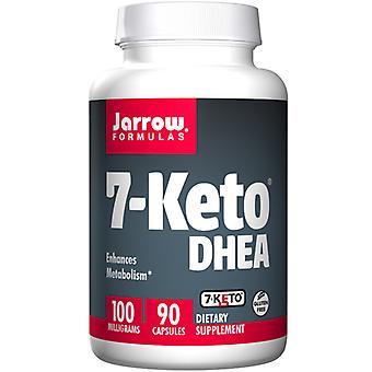 Jarrow Formulas 7-Keto DHEA, 100 mg, 90 caps