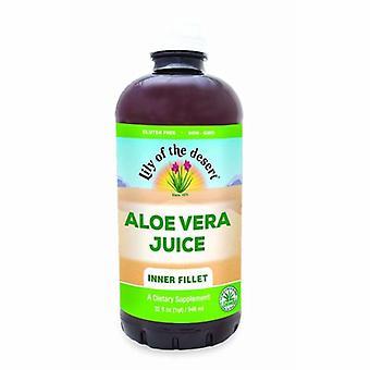 Lily Of The Desert Aloe Vera Juice, Inner Fillet, 32 oz