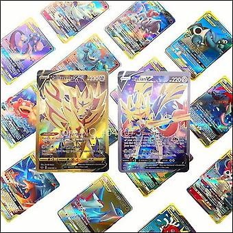Pokemon Battle Game Card Tag Team Gx Mega English Version Kind Kids Toy Gift