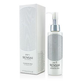 Leche limpiadora purificadora Sensai sedosa (nuevo envase) 183492 150ml/5.1oz