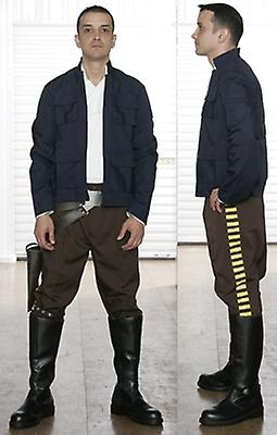 Star Wars Han Solo puku - Imperiumin vastaisku takaisin Replica - paras Webissä