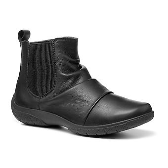 Hotter Women's Ripon Wide Zip Fastening Ankle Boots