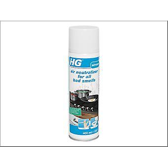 HG Air Neutraliser For Bad Smells 0.4L