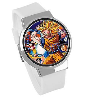 Waterdichte Lichtgevende LED Digital Touch Children horloge - Dragon Ball #22